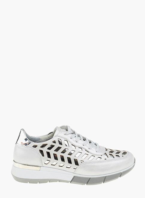 Network Lifestyle Ayakkabı Gümüş